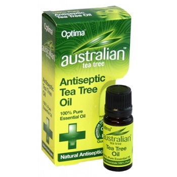 Australian Tea Tree - Olio Essenziale 10ml,Optima naturals