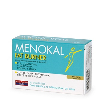 MenoKal Fat Burner 60cpr